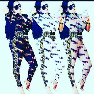 Fendi Sets Chanel Dresses